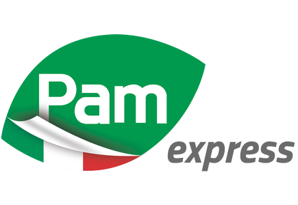 Insegna Pam Express