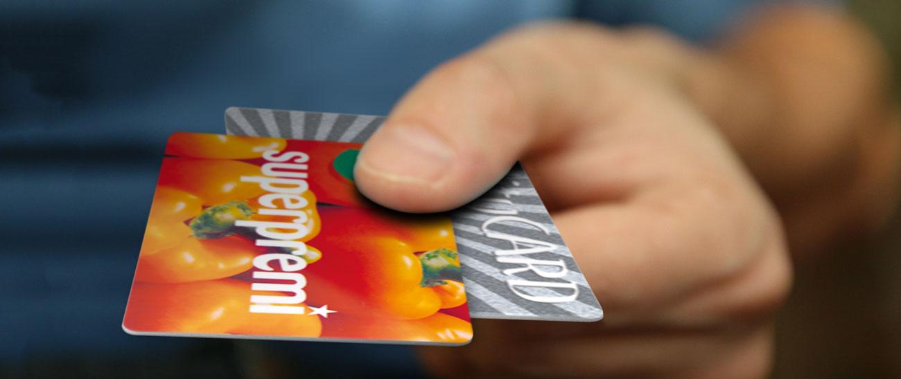 Richiedi la tua Fidelity Card
