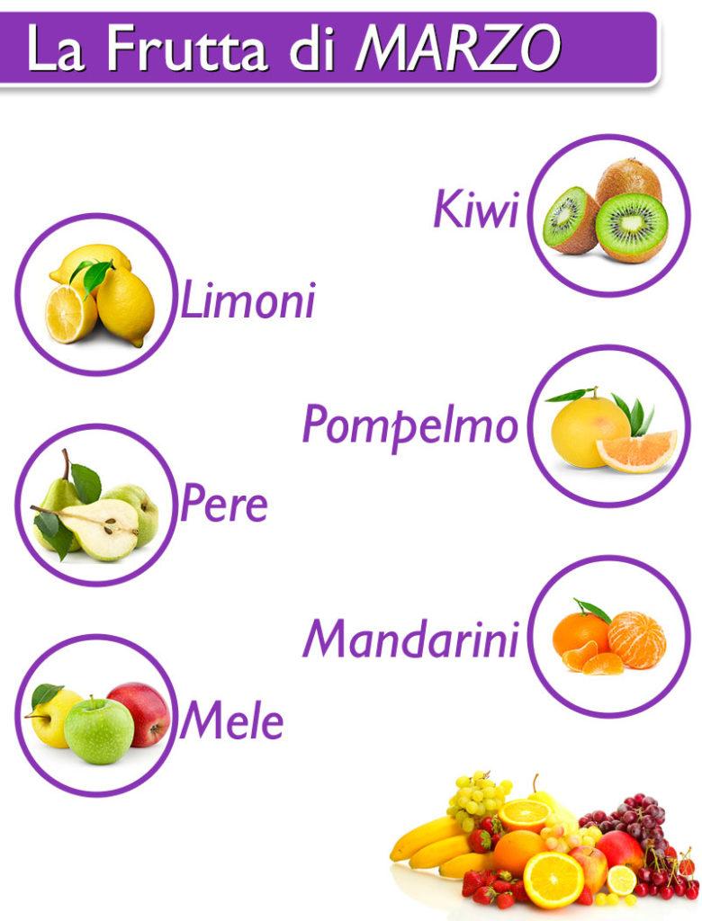 Frutta Marzo
