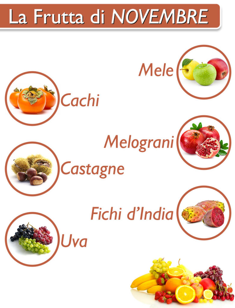 Frutta Novembre