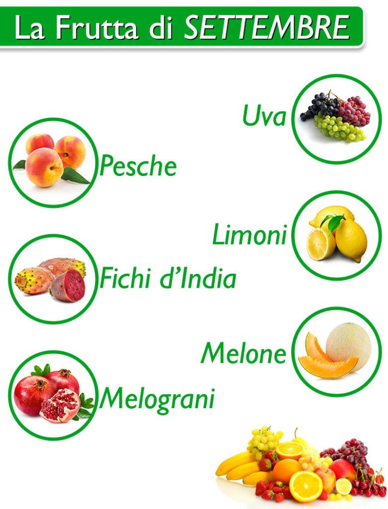 Frutta Settembre