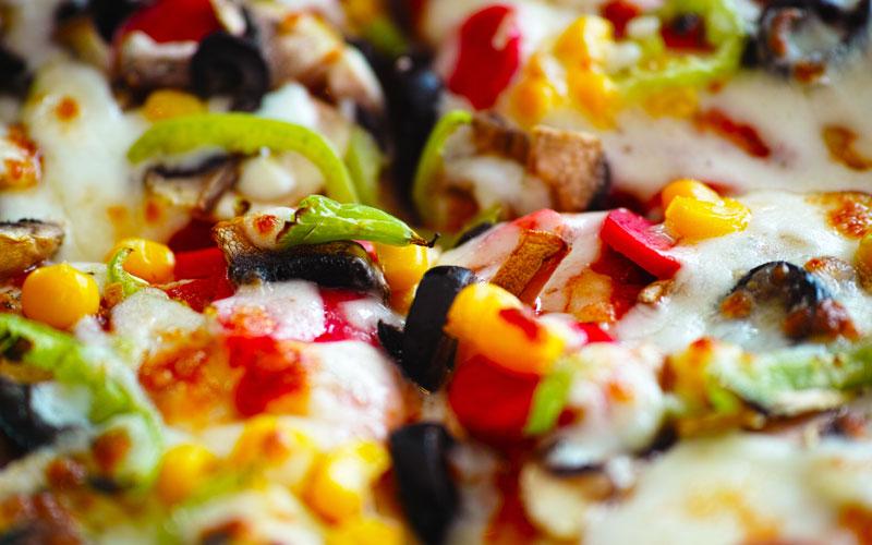 Pizza Rustica ripiena di Verdure