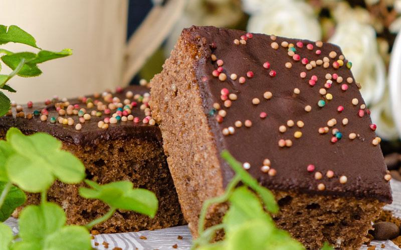 Torta al Cioccolato con Brownies e altre Golosie