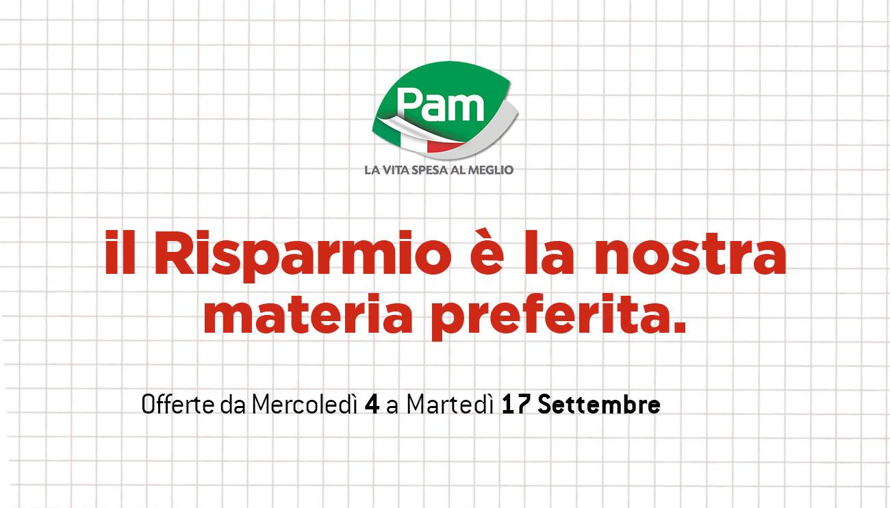 Slider Volantino Pam 04 Settembre