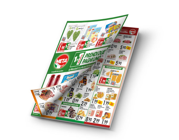 Anteprima Volantino Metà 13 Novembre - Il Tuo Supermercato