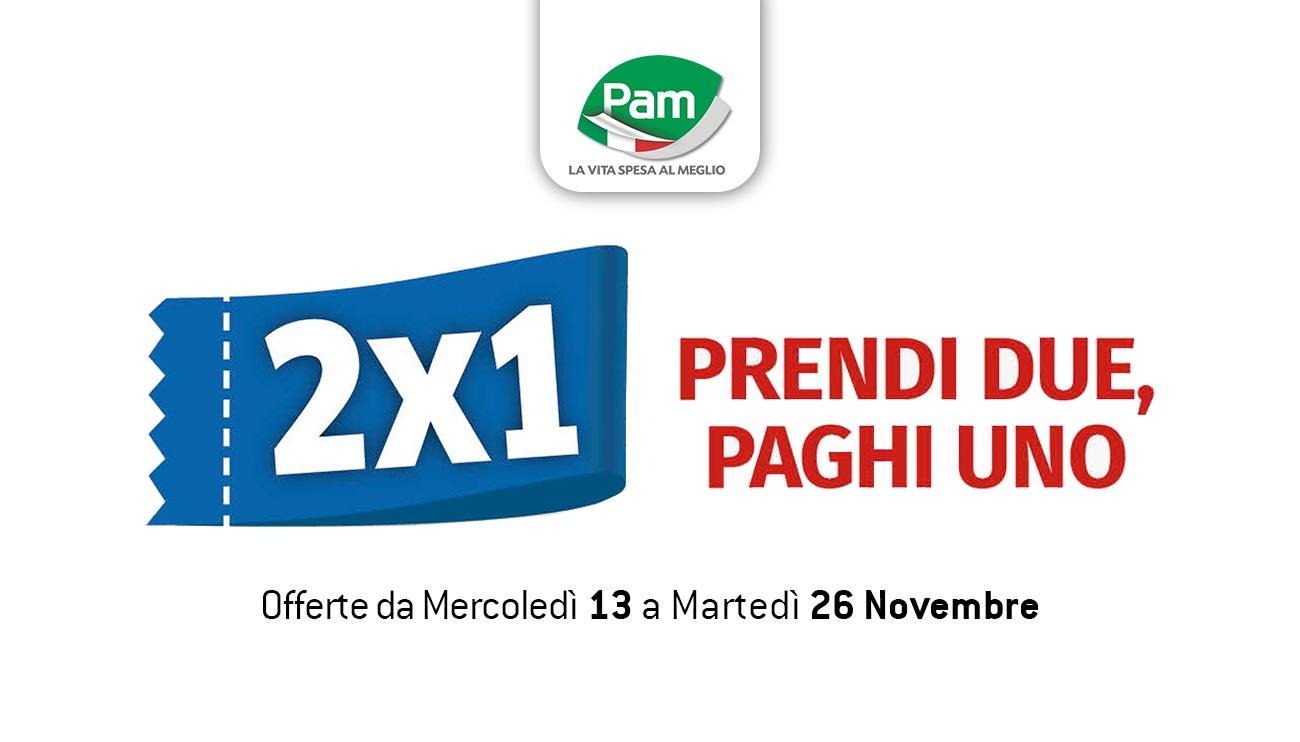 Slider Volantino Pam 13 Novembre - Il Tuo Supermercato