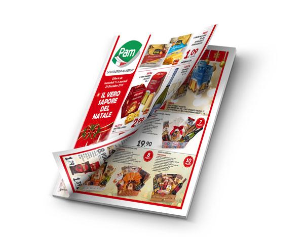 Anteprima Volantino Pam 11 Dicembre - Il Tuo Supermercato
