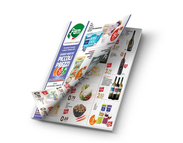 Anteprima Volantino Pam 21 Gennaio - Il tuo Supermercato