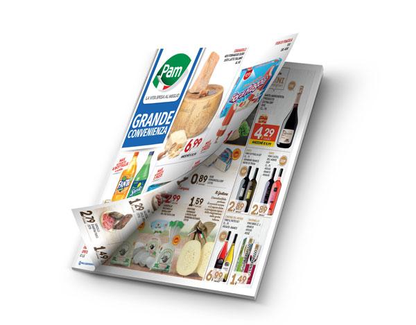 Anteprima Volantino Pam 23 luglio - Il tuo Supermercato