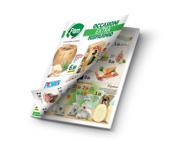 Anteprima Volantino Pam Superstore 23 luglio - Il tuo Supermercato