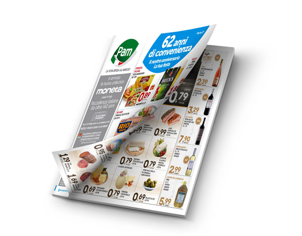 Anteprima Volantino Pam 17 Ottobre - Il tuo Supermercato
