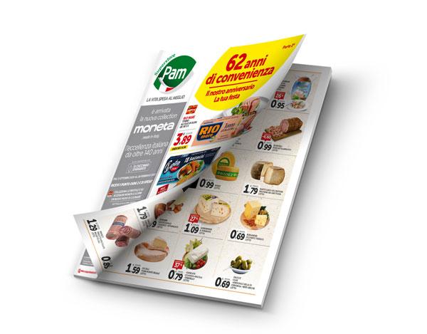 Anteprima Volantino Pam Superstore 17 Ottobre - Il tuo Supermercato