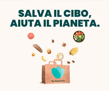 Stop allo spreco alimentare con Too Good To Go!